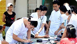 Work in nursing